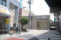 西武池袋線・椎名町駅の様子。(2013-07-23,共用部,ENVIRONMENT,1F)