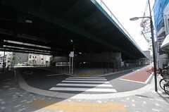 西武池袋線・椎名町駅前の様子。(2013-07-23,共用部,ENVIRONMENT,1F)