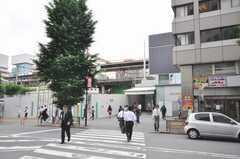 JR山手線大塚駅の様子。(2009-06-04,共用部,ENVIRONMENT,1F)