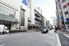 東京芸術劇場の様子。(2017-03-29,共用部,ENVIRONMENT,1F)