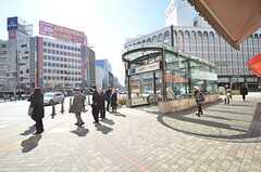 池袋駅の東京メトロの入り口が最寄りです。(2016-03-02,共用部,ENVIRONMENT,1F)