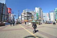 JR池袋駅前の様子。(2016-03-02,共用部,ENVIRONMENT,1F)