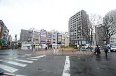 JR埼京線・板橋駅前の様子。(2016-03-24,共用部,ENVIRONMENT,1F)