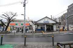 東武東上線・下板橋駅の様子。(2016-03-24,共用部,ENVIRONMENT,1F)