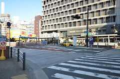 各線・池袋駅西口の様子。(2015-03-05,共用部,ENVIRONMENT,1F)