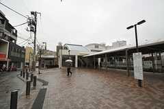 西武池袋線・東長崎駅の様子。(2014-04-03,共用部,ENVIRONMENT,1F)