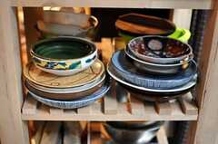 食器の様子(2012-02-15,共用部,KITCHEN,1F)
