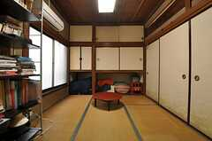 専有部の様子。(204号室)(2012-02-15,専有部,ROOM,2F)