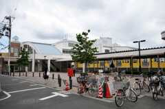 西武池袋線・東長崎駅の様子。(2010-08-06,共用部,ENVIRONMENT,1F)