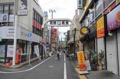 西武池袋線・東長崎駅前の様子。(2010-08-06,共用部,ENVIRONMENT,1F)
