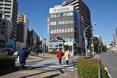 東京メトロ丸の内線・新大塚駅の様子。(2014-12-13,共用部,ENVIRONMENT,2F)