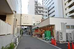 西武池袋線・椎名町駅の様子。(2014-11-15,共用部,ENVIRONMENT,1F)