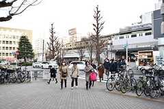 各線・大塚駅の様子。(2017-01-18,共用部,ENVIRONMENT,1F)