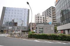 東京メトロ丸ノ内線・新大塚駅の様子。(2011-09-26,共用部,ENVIRONMENT,1F)