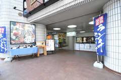 各線・池袋駅の最寄り出口の様子。(2013-03-19,共用部,ENVIRONMENT,1F)