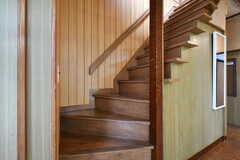 階段の様子。(2018-04-06,共用部,OTHER,1F)
