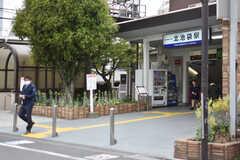 東武東上線・北池袋駅の様子。(2018-04-06,共用部,ENVIRONMENT,1F)