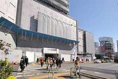 最寄り駅の各線・大塚駅の様子。(2013-03-21,共用部,ENVIRONMENT,1F)