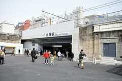 JR山手線大塚駅の様子。(2010-04-09,共用部,ENVIRONMENT,1F)