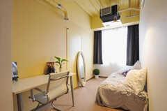 専有部の様子。※モデルルームです。(308号室)(2012-04-24,専有部,ROOM,3F)