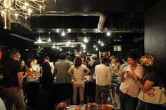 パーティーの様子。(2012-05-20,共用部,PARTY,1F)