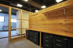 同じ建物内に、シェアオフィスも準備中です2。(2012-12-03,共用部,OTHER,3F)