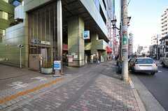 東京メトロの入り口もすぐそばです。(2012-12-13,共用部,ENVIRONMENT,1F)