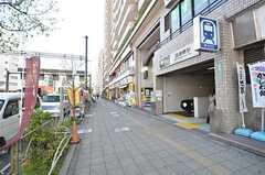 都営三田線・西巣鴨駅の様子2。(2015-04-15,共用部,ENVIRONMENT,1F)