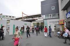 JR山手線大塚駅の様子。(2009-05-19,共用部,ENVIRONMENT,1F)