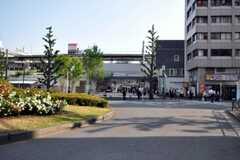 各線大塚駅の様子。(2010-05-21,共用部,ENVIRONMENT,5F)