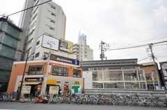 東京メトロ丸ノ内線新大塚駅の様子。(2009-10-19,共用部,ENVIRONMENT,1F)