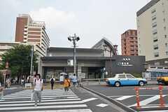各線・駒込駅の様子。(2014-07-24,共用部,ENVIRONMENT,1F)