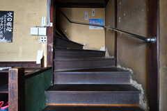 階段の様子。(2019-11-13,共用部,OTHER,1F)