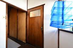 専有部のドア。(211号室)(2019-11-13,専有部,ROOM,2F)