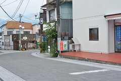 各線・小淵沢駅周辺の様子。(2016-09-12,共用部,ENVIRONMENT,1F)